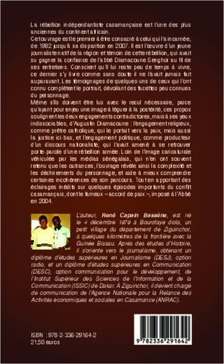 4eme L'abbé Augustin Diamacoune Senghor