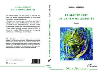 4eme Le manuscrit de la femme amputée