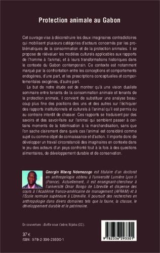 4eme Protection animale au Gabon