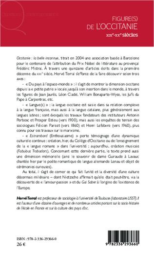 4eme Figures(s) de L'Occitanie