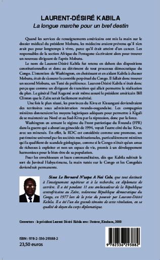 4eme Laurent-Désiré Kabila