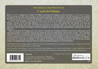 4eme L'esprit de Pontigny