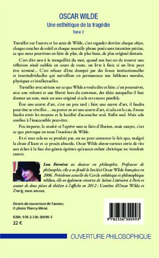 4eme Oscar Wilde (Tome 2)