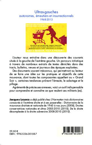 4eme Ultras-Gauches