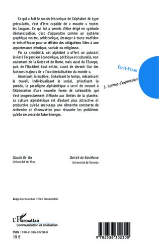 4eme Ecrit-Ecran (Tome 3)
