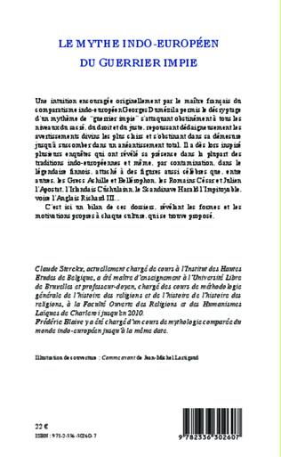 4eme Le mythe indo-européen du guerrier impie