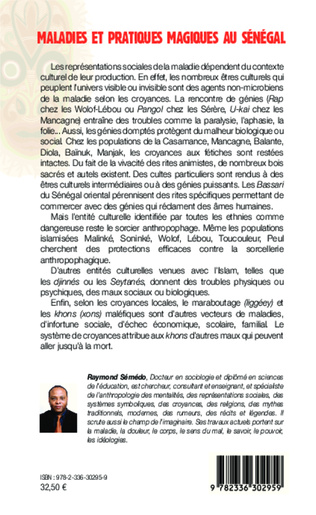 4eme Maladies et pratiques magiques au Sénégal