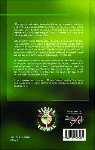 4eme La jeunesse en Afrique de l'Ouest