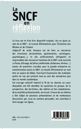 4eme La SNCF en réflexion