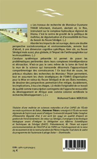 4eme Le barrage de Diama