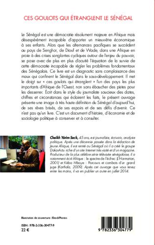 4eme Ces goulots qui étranglent le Sénégal