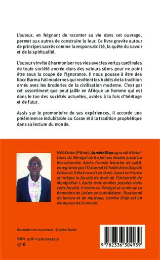 4eme Un homme à l'africanité bien occidentale
