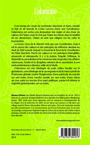 4eme L'islamisme (Tome 1)