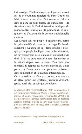 4eme Le culte de la terre au pays Dogon (Mali)