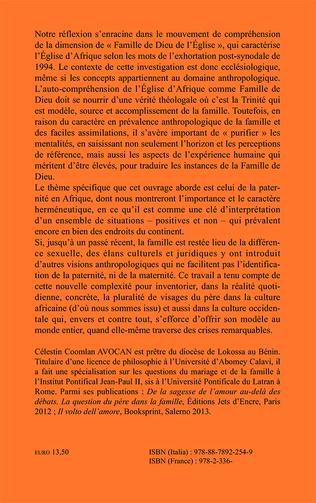 4eme La figure du père en Afrique