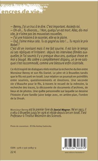 4eme Monsieur Benny