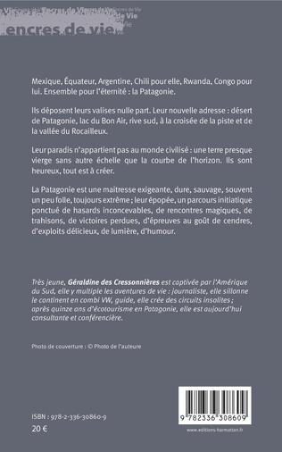 4eme Patagonie, tutoyer l'infini