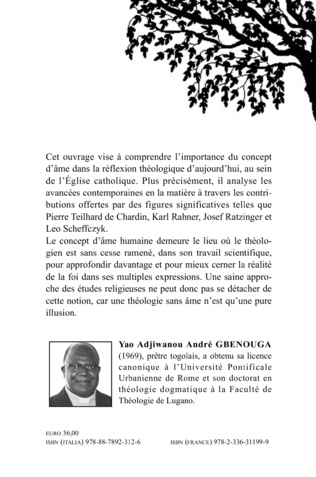 4eme LA THÉOLOGIE CONTEMPORAINE ET LA NOTION D'ÂME HUMAINE.