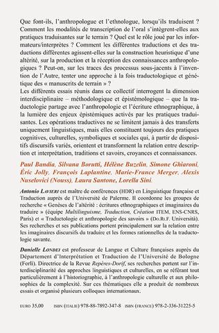 4eme L'indétermination de la traduction : enjeux épistémologiques et philosophiques