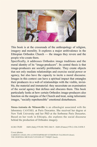 4eme An anthropology of images in contemporary christian orthodox Ethiopia
