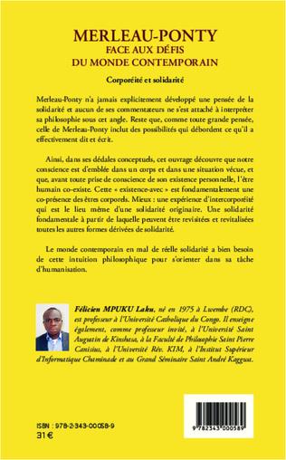4eme Merleau-Ponty