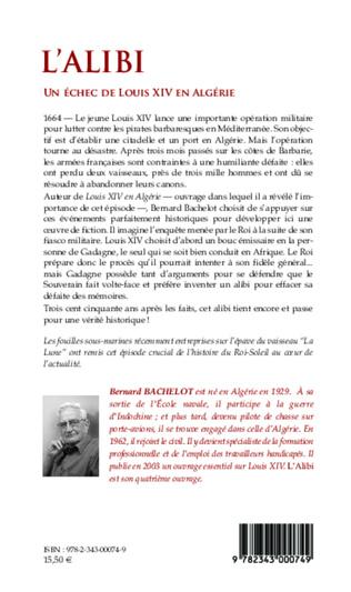 4eme L'Alibi
