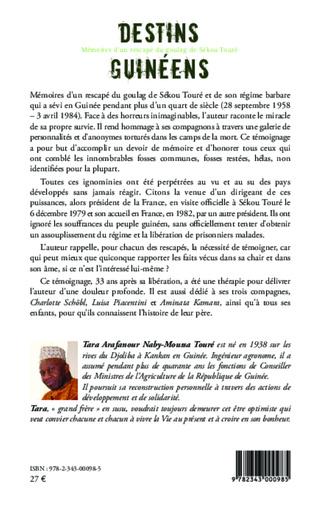 4eme Destins guinéens
