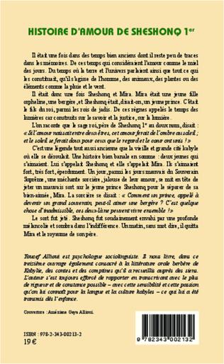 4eme Histoire d'amour de Sheshonq 1er