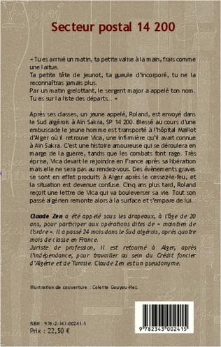 4eme Secteur postal 14 200