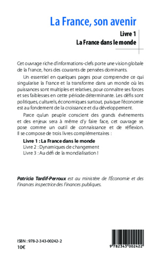4eme La France, son avenir (Livre 1)