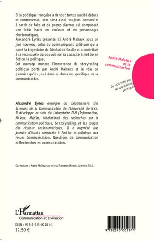 4eme André Malraux et la communication