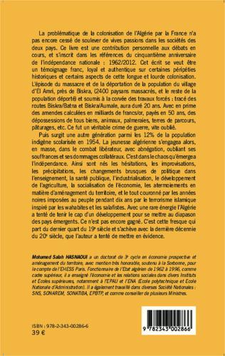 4eme La colonisation française de l'Algérie