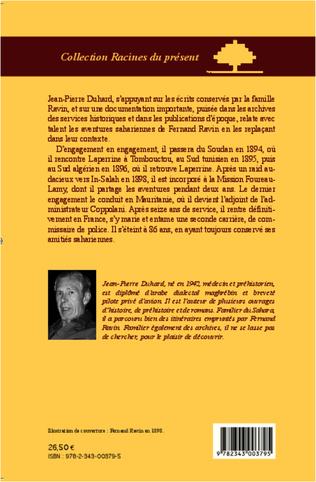 4eme Le spahi Fernand Ravin