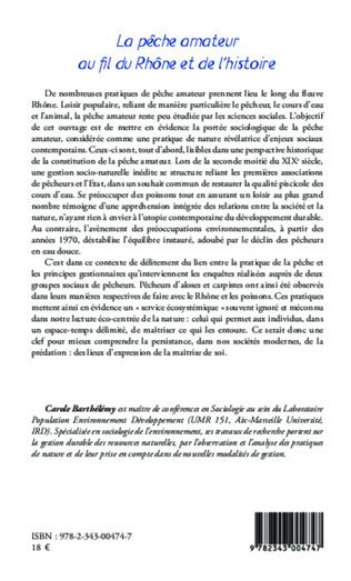 4eme La pêche amateur au fil du Rhône et de l'histoire