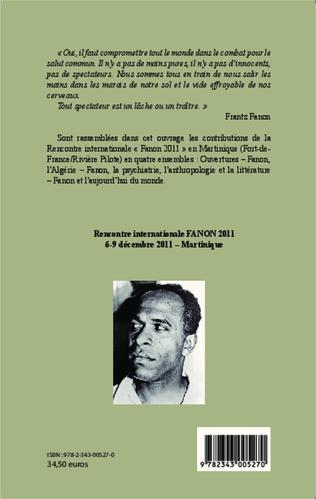 4eme Frantz Fanon un héritage à partager