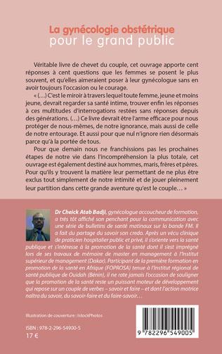 4eme La gynécologie obstétrique pour le grand public