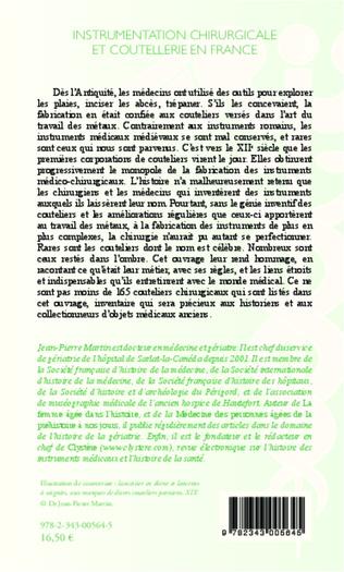 4eme Instrumentation chirurgicale en France