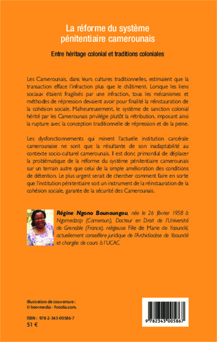 4eme La réforme du système pénitentiaire camerounais