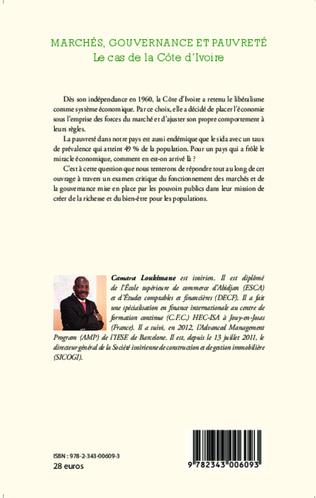 4eme Marchés, gouvernance et pauvreté