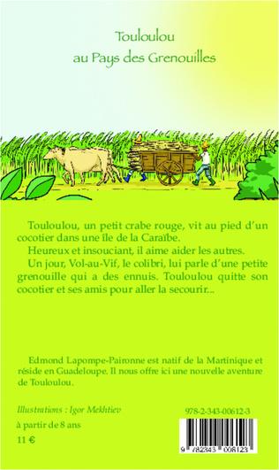 4eme Touloulou au Pays des Grenouilles