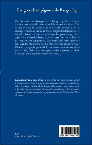 4eme GROS CHAMPIGNONS DE BANGOULAP