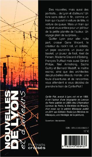 4eme Nouvelles de Lyon et d'ailleurs
