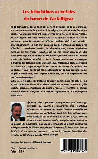 4eme Les tribulations orientales du baron de Castelfigeac