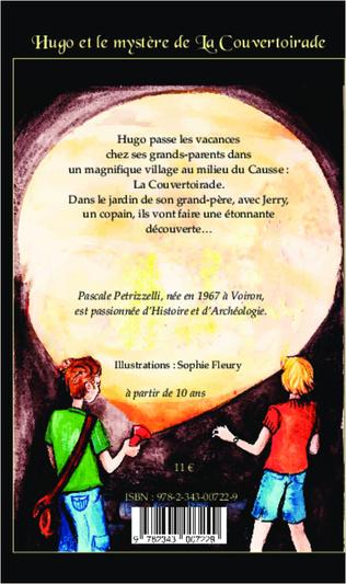 4eme Hugo et le mystère de La Couvertoirade