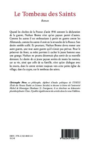 4eme Le Tombeau des saints