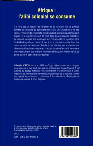 4eme Afrique : l'alibi colonial se consume