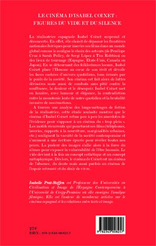 4eme Le cinéma d'Isabel Coixet :