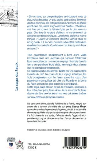 4eme La saga du Faulx
