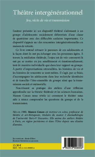 4eme Théâtre intergénérationnel