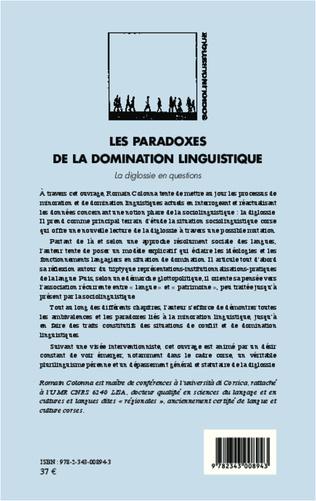 4eme Les paradoxes de la domination linguistique